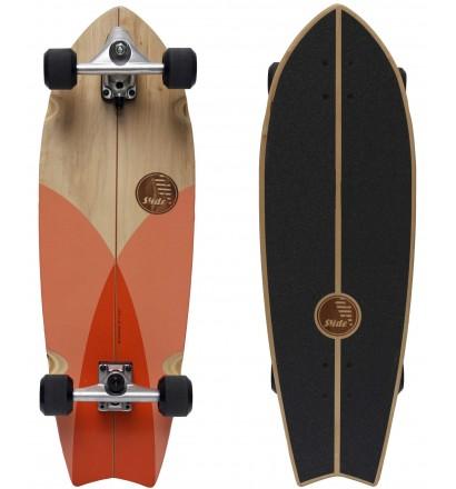 Tabla de surfskate Slide Fish Tuna 32''