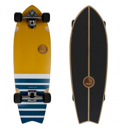 Prancha de surfskate Slide Fish Marrajo 32''