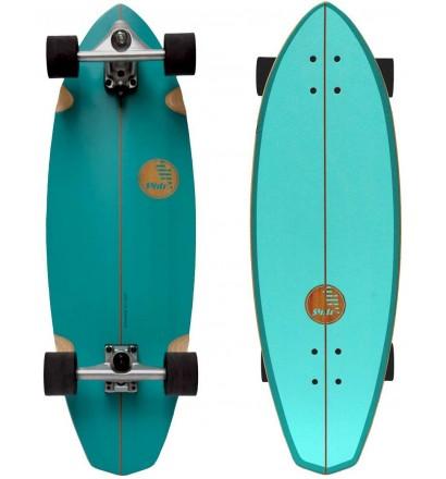 Prancha de surfskate Slide Diamond 32'' Belharra