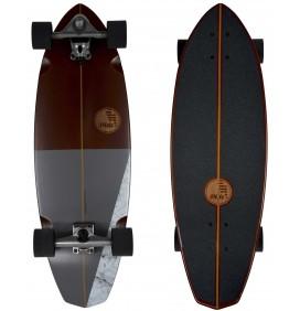 Prancha de surfskate Slide Diamond 32'' Koa