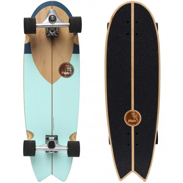 Imagén: Tabla de surfskate Slide Swallow 33