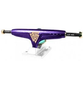 Truck de skateboard Iron Purple 5,25'' High