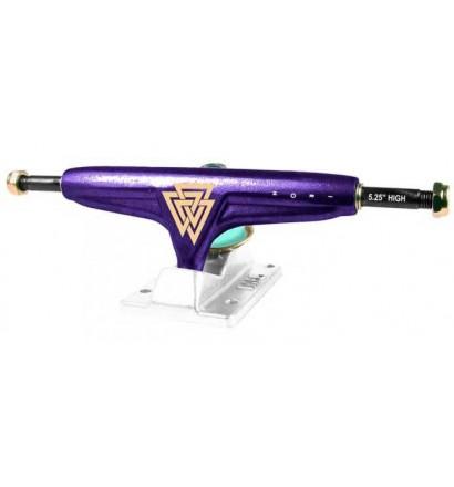 Truck skateboard Iron Purple 5,25'' High