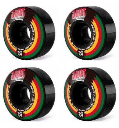 skateboard wheels Jart Kingston 53mm