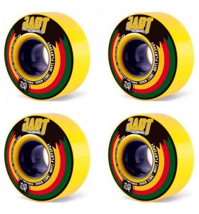 Ruote da skateboard Jart Kingston 51mm