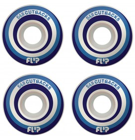 skateboard wheels Flip Cutback 54mm