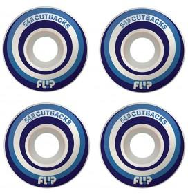 Skateboard wielen Flip Cutback 54mm