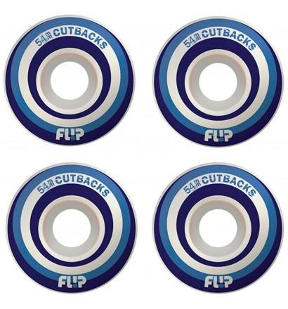 Ruedas de skateboard Flip Cutback 54mm