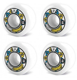Ruote da skateboard Mosaic Energy 52mm