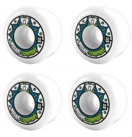 Ruote da skateboard Mosaic Energy 53mm