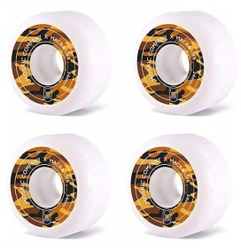 Ruote da skateboard Mosaic MacbaLife 54mm