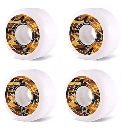 skateboard wheels Mosaic MacbaLife 54mm