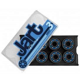 Rodamientos de skateboard Jart ABEC 3