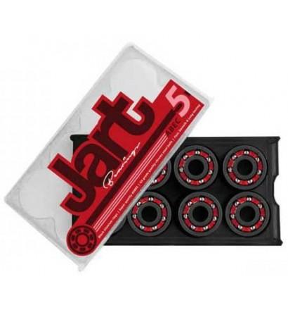 Rodamientos de skateboard Jart ABEC 5