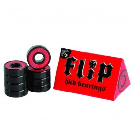 Rolamentos de skateboard Flip HKD ABEC 5