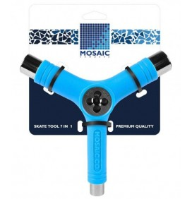 Mosaic Y-Tool multipurpose wrench