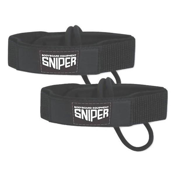Imagén: Sujeta aletas Sniper deluxe fin tethers