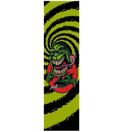 Skateboard Griptape sheet Jart Slimer