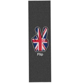 Skateboard Griptape sheet Flip Team