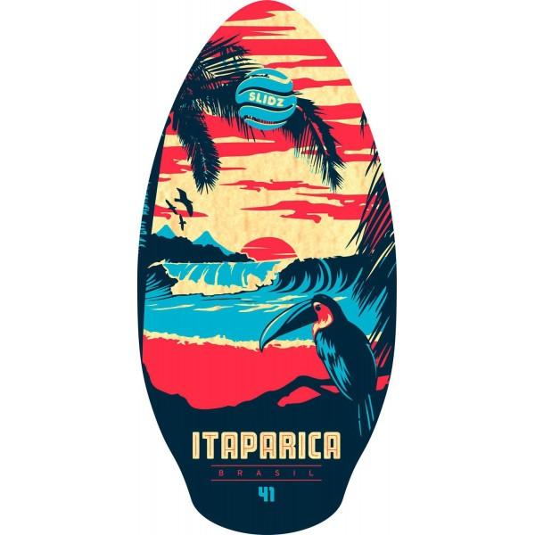 Imagén: Planche de skimboard Slidz Wood 41
