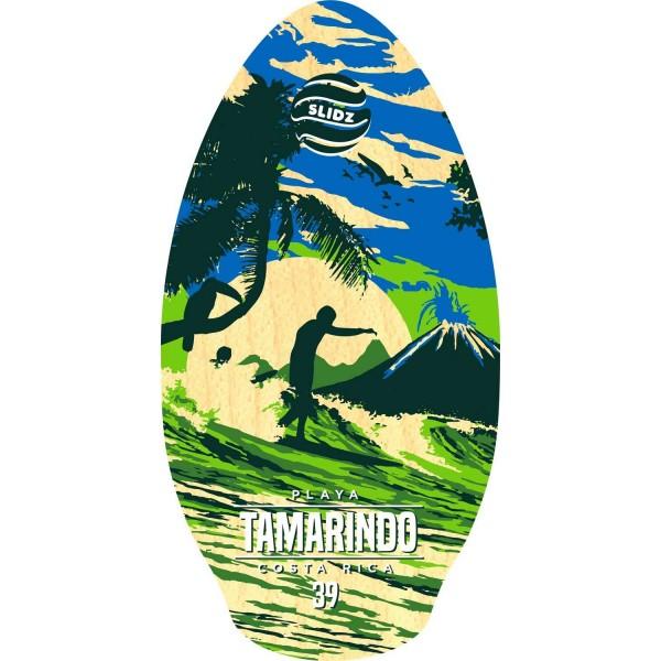 Imagén: Planche de skimboard Slidz Wood 39