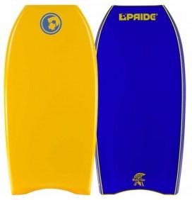 Tabelle Bodyboard Pride Spartan PP+SNPP