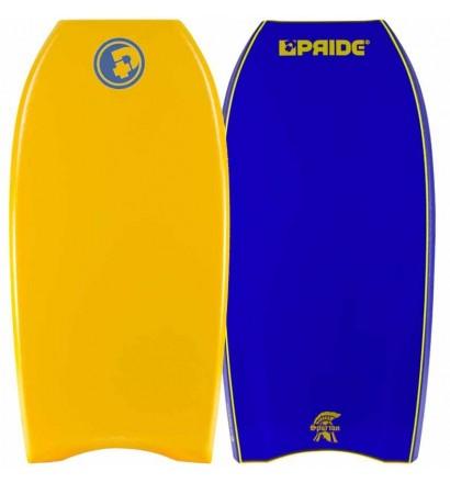 Tabel van Bodyboard Pride Spartan PP+SNPP