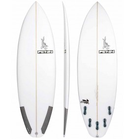 Tavola da surf SOUL Surfboards Hawk Eye