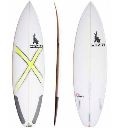 SOUL RPMX Surfboard