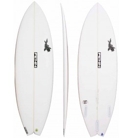 SOUL X-WING gold Surfboard