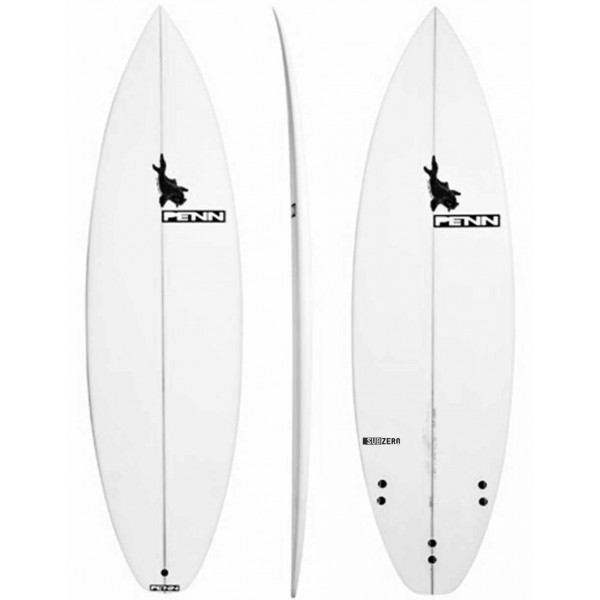 Imagén: PENN Sub Zero Surfboard