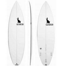 Tabla de surf shortboard PENN Sub Zero