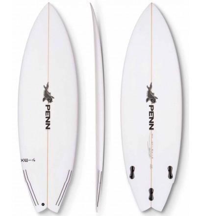 PENN X-WING gold Surfboard