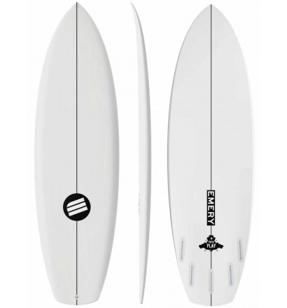 Surfbrett EMERY Press Play