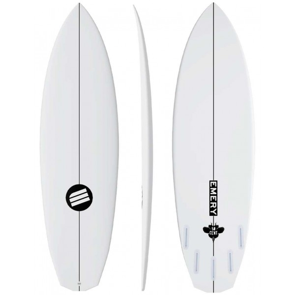 Imagén:  Surfboard EMERY 50 CENT