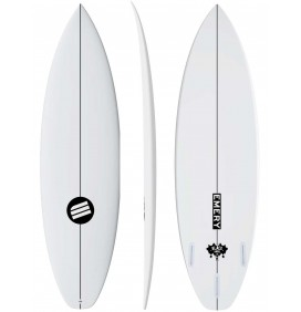 Prancha de surf EMERY Black Angel II