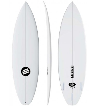 Prancha de surf EMERY Black Angel II