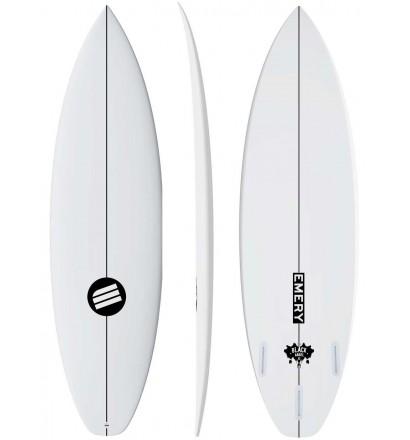 Tabla de surf EMERY Black Angel II