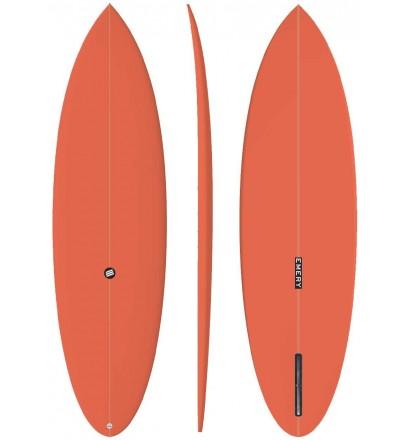 Prancha de surf EMERY Retro Bay Single Fin