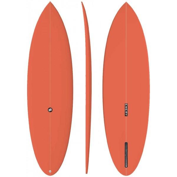 Imagén: Tabla de surf EMERY Retro Bay Single Fin