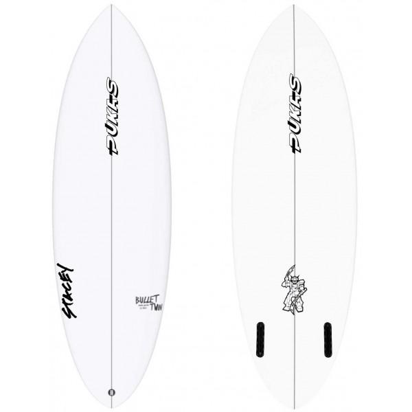 Imagén: Tabla de surf Pukas Bullet Twin