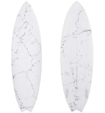 Surfboard Pukas Classic Twin