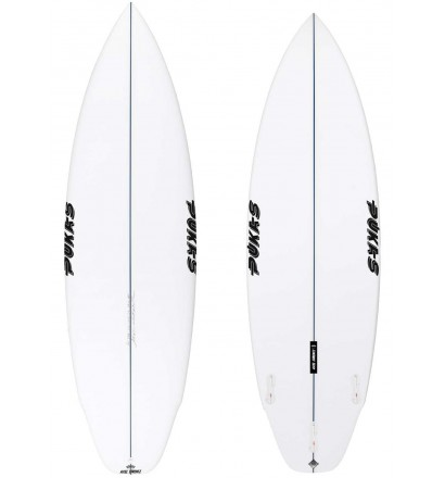 Tabla de surf Pukas The Bud