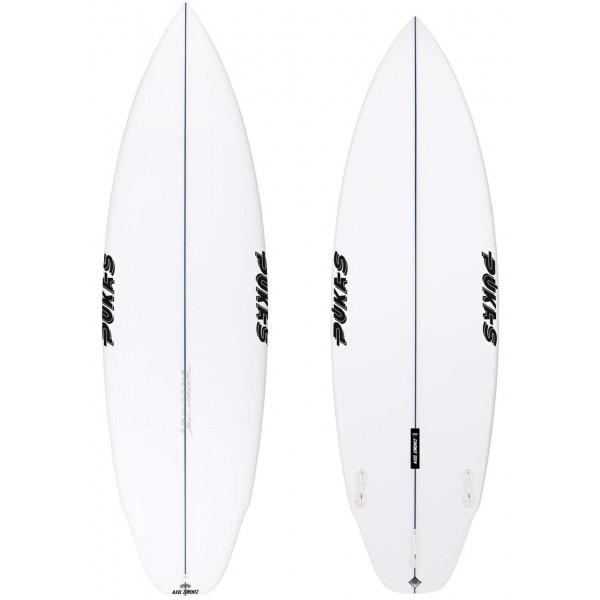 Imagén: Tabla de surf Pukas Rush