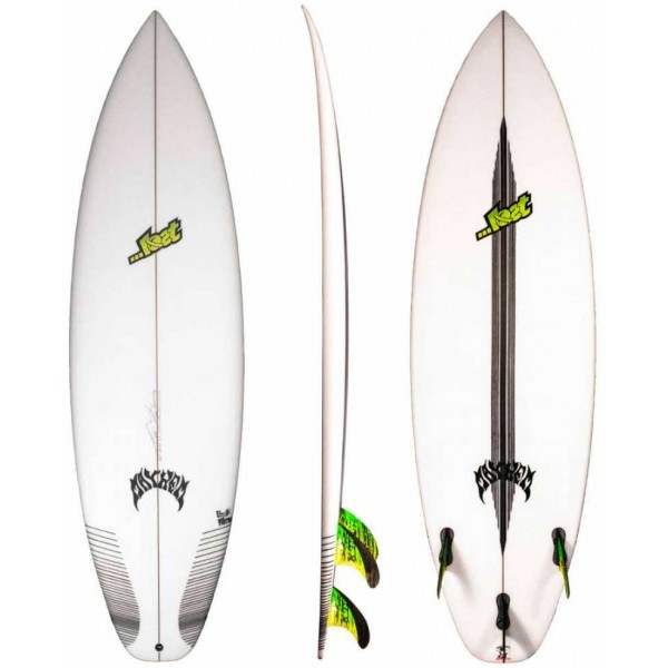 Imagén: Tabla de surf Lost El patron