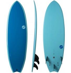Tavola da surf NSP pesce Elementi