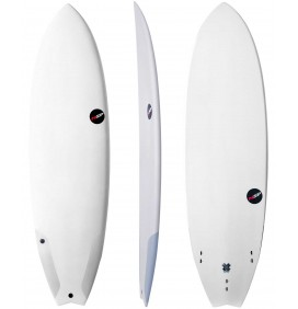 Tabla de surf NSP fish Protech (EN STOCK)