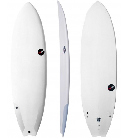 Surfboard NSP fish Protech (IN VOORRAAD)
