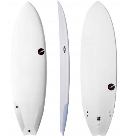Tabla de surf NSP fish Protech (EN STOCK)