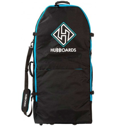 Funda de bodyboard Hubboards Wheel boardbag